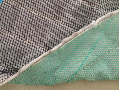 抗冲击绿化毯