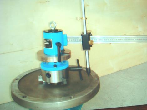 句容螺旋槳測量機