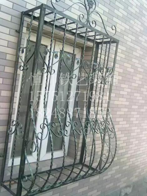 铁艺防盗窗