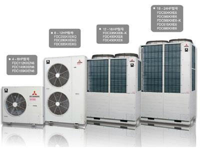 宜兴三菱重工中央空调