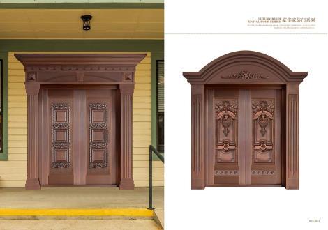 豪华家装门制造