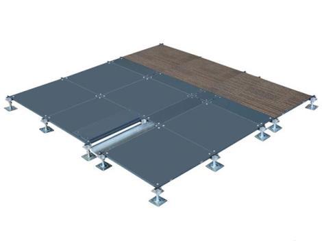 OA全钢600型网络地板