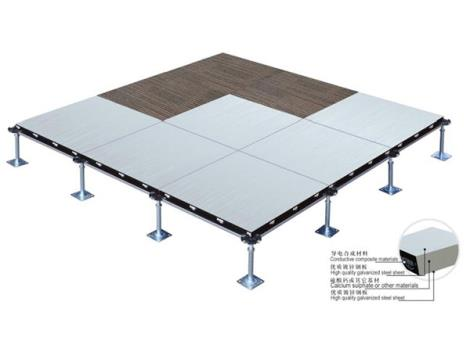 硫酸钙OA智能加强型网络地板
