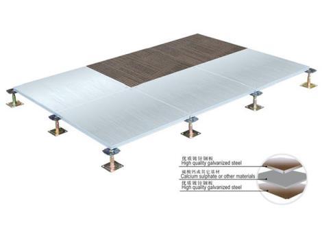 硫酸钙OA网络地板