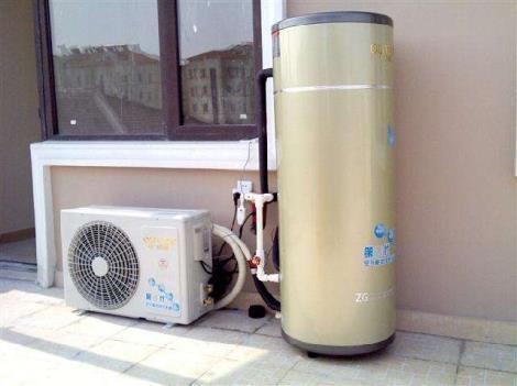 家庭型空氣能熱水器