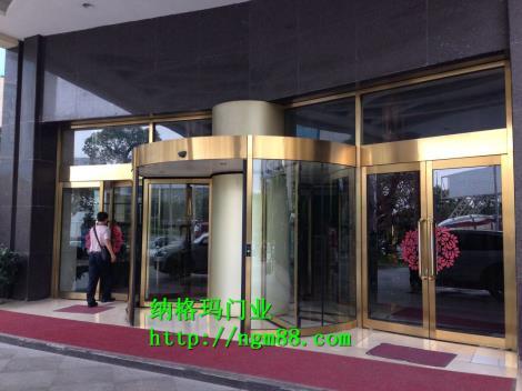 广东旋转门供应商 广东旋转门安装批发商