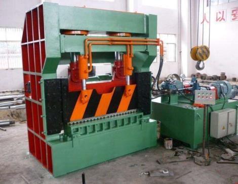 郑州废钢剪板机