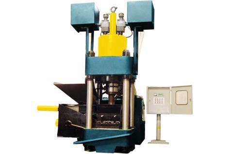 黄山金属屑压块机
