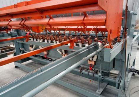 隧道用网排焊机