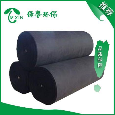 纤维活性炭