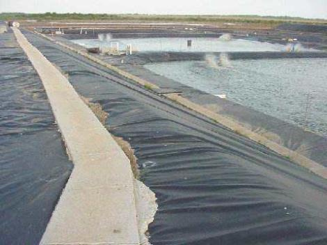 水库工程用复合防水板