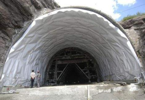 隧道专用EVA防水板