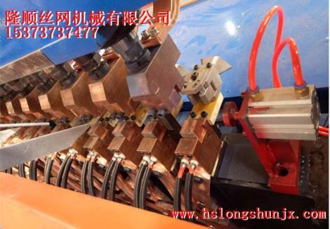 钢笆网片焊机