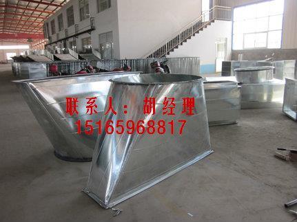 角鐵方圓法蘭風管供應