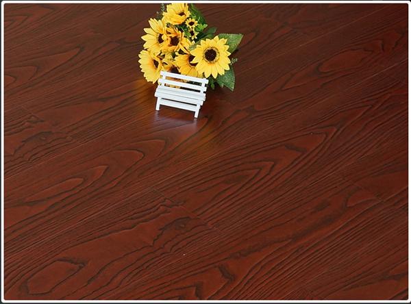 实木地板生产