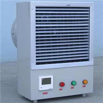 电加热式工业暖风机
