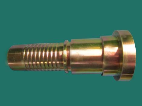 液压胶管接头厂家讲解液压油管接头几分之几