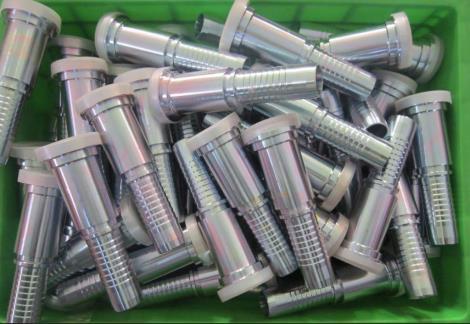工程机械用高压胶管厂介绍液压胶管接头作用