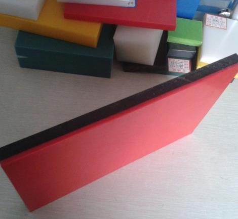 高强度聚乙烯双色板