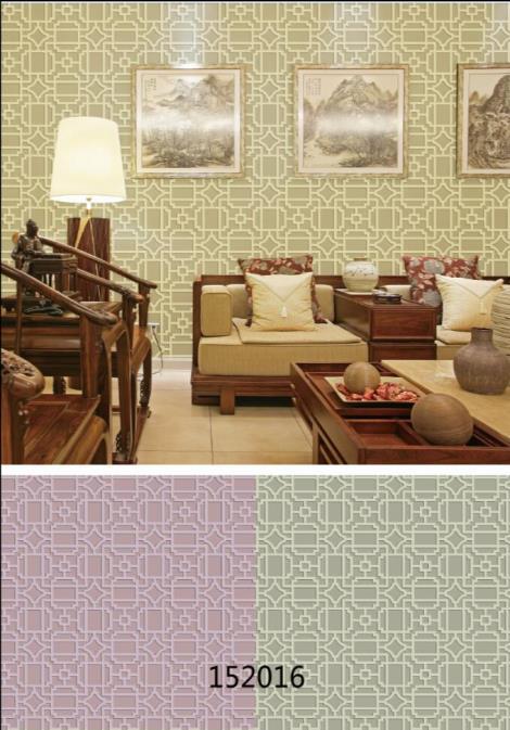 布梵152系列152016玻纤壁布
