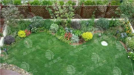 苏州私家庭院设计 苏州私家庭院花境施工 美尚上海花境供