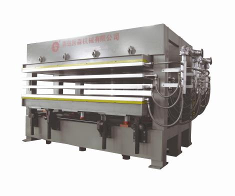 聚氨酯層壓機