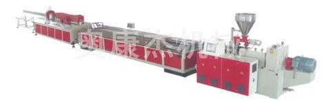 梧州YF系列异型材挤出生产线