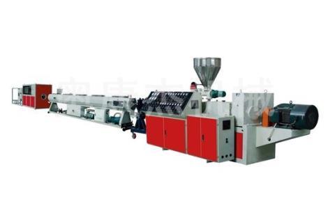 抚顺SJGFU-PVC管材生产线