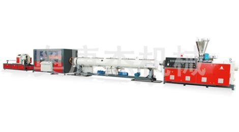 兰州pvc管材生产线