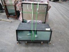 電動餐車玻璃加工生產