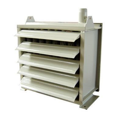 柜式蒸汽热水暖风机