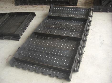 高强度碳钢链板