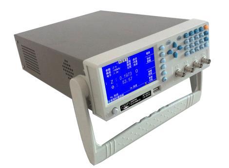 GF100LD精品多频LCR数字电桥
