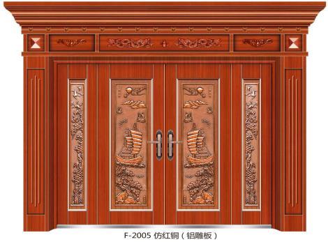 家装铜门总代理