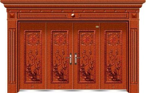 家装铜门代理