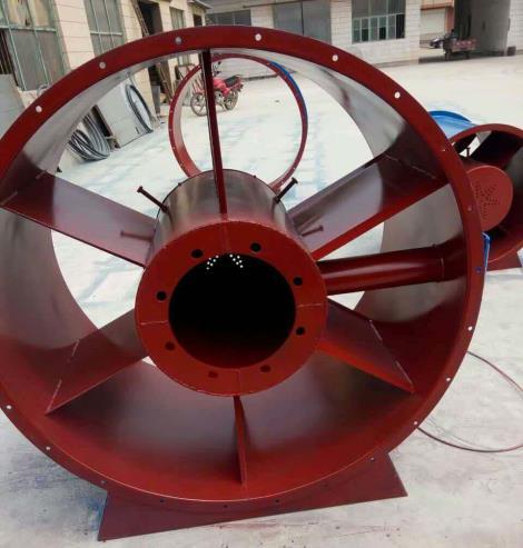 XPZ/HTF消防高温排烟风机