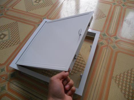 门铰型铝合金回风口
