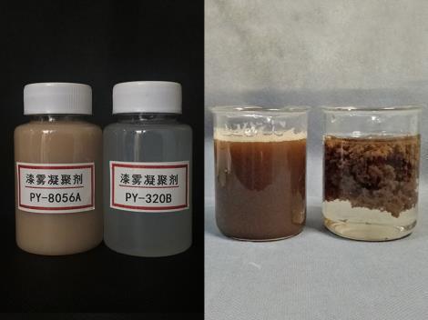 喷漆循环水水质要求和处理药剂