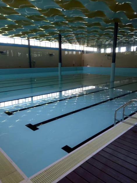 游泳館整體解決方案