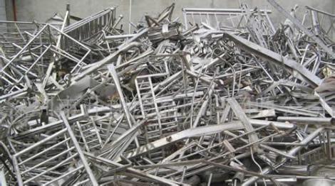 青岛废门窗铝合金回收