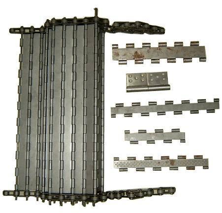 不锈钢耐高温链板