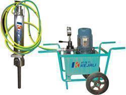 电动型液压分裂机