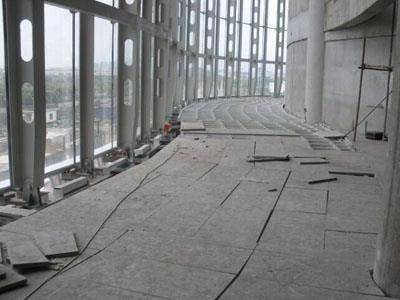 跃式楼层板