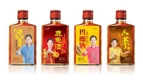 125ml保健酒系列
