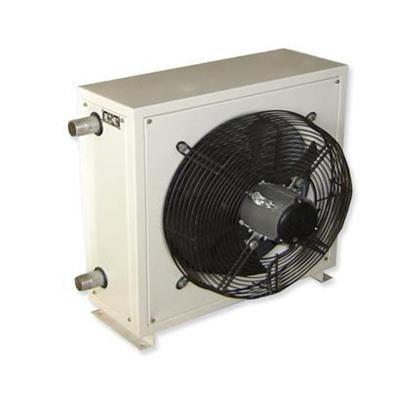 钢制蒸汽暖风机