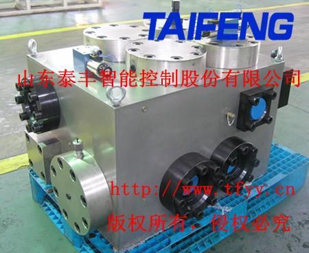 供應山東泰豐50NM鍛造液壓機主缸控制閥