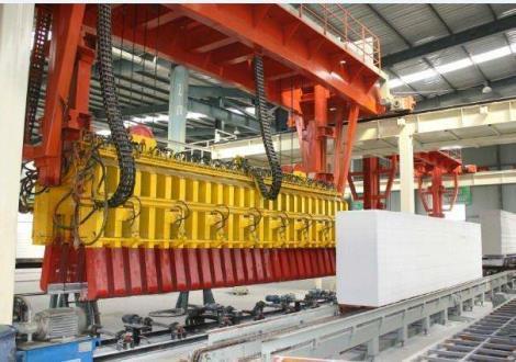 新郑加气块设备厂家