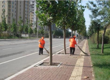 道路清扫保洁