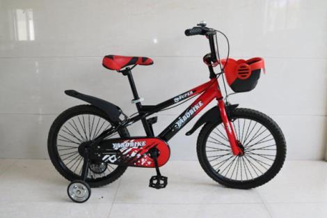 儿童自行车生产商