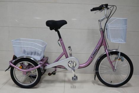 电动三轮自行车